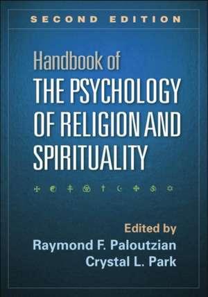 Handbook of the Psychology of Religion and Spirituality imagine