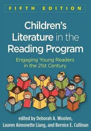 Children's Literature in the Reading Program, Fifth Edition