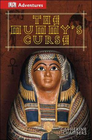 The Mummy's Curse (OUTLET) de Catherine Chambers
