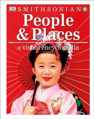 People and Places: A Visual Encyclopedia de  Dk