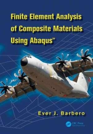 Finite Element Analysis of Composite Materials Using Abaqus imagine