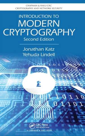 Introduction to Modern Cryptography, Second Edition imagine