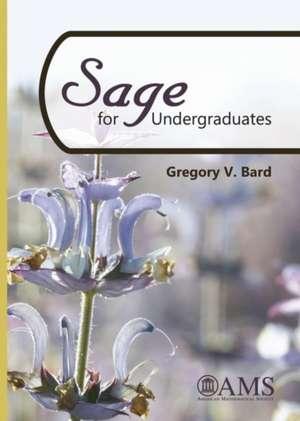 Sage for Undergraduates imagine