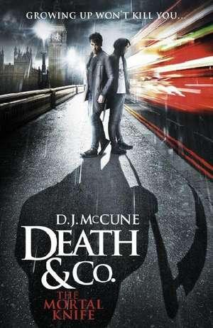 Death & Co 02: The Mortal Knife