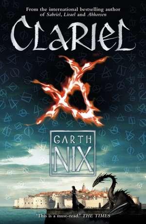 Clariel de Garth Nix
