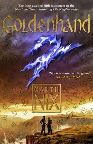 Goldenhand de Garth Nix