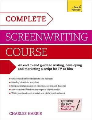 Complete Screenwriting Course imagine