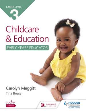 CACHE Level 3 Child Care and Education (Early Years Educator) imagine