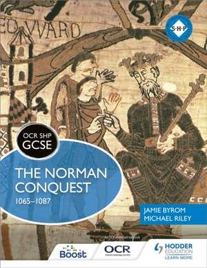 OCR GCSE History SHP: The Norman Conquest 1065-1087 de Michael Fordham