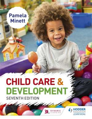 Child Care and Development 7th Edition imagine