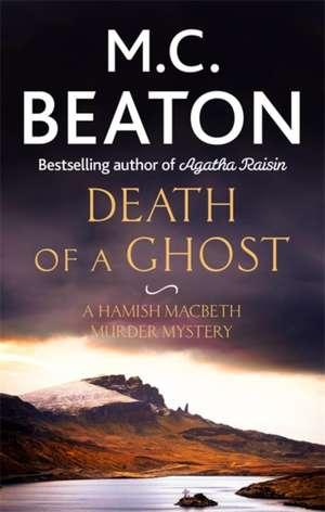 Death of a Ghost de M. C. Beaton