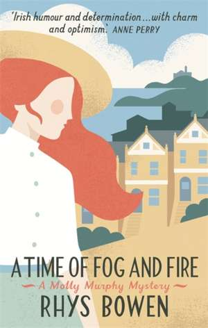 Time of Fog and Fire de Rhys Bowen