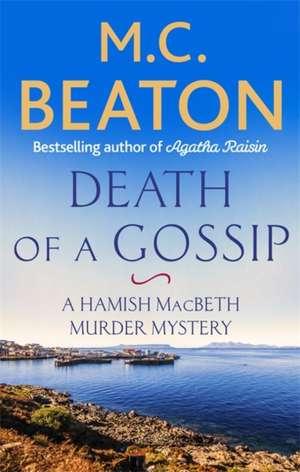 Death of a Gossip de M. C. Beaton