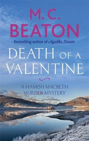 Death of a Valentine de M. C. Beaton