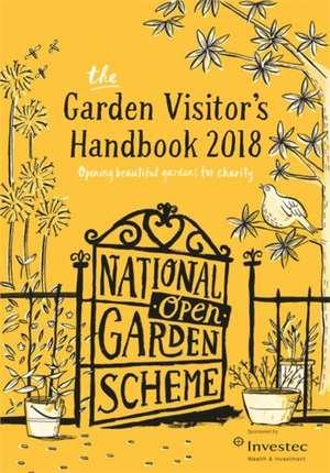 Garden Visitor's Handbook 2018