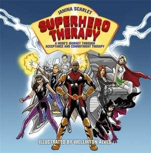 Superhero Therapy de Janina Scarlet