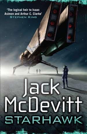 Starhawk de Jack McDevitt