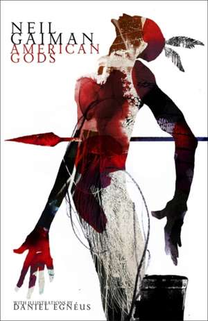 American Gods. Illustrated Edition
