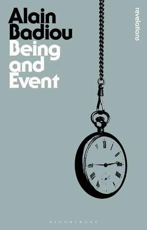 Being and Event de Alain Badiou