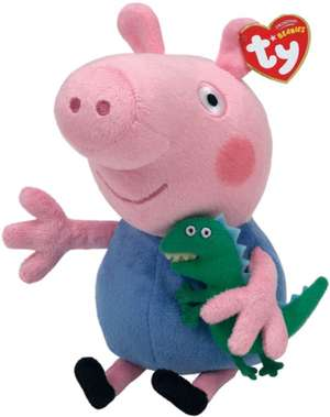 Jucarie de plus George, Peppa Pig