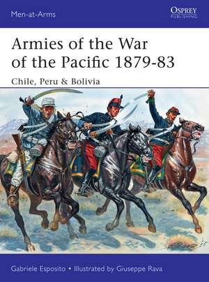 Armies of the War of the Pacific 1879–83