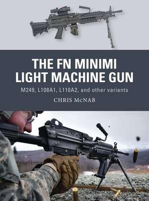 The FN Minimi Light Machine Gun imagine