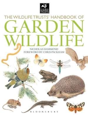 The Wildlife Trusts Handbook Of Garden Wildlife imagine