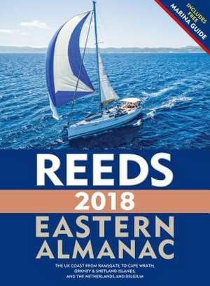 Reeds Eastern Almanac 2018 de Perrin Towler