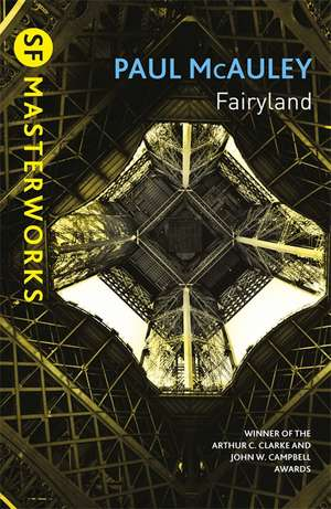 Fairyland de Paul McAuley