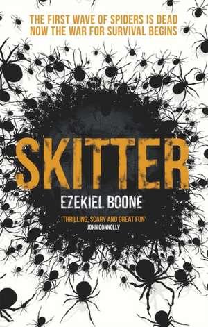 Skitter de Ezekiel Boone