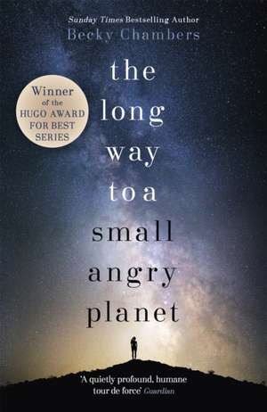 The Long Way to a Small, Angry Planet de Becky Chambers