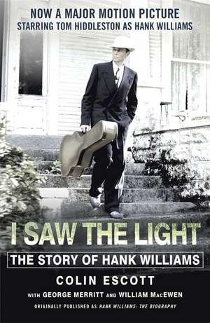 I Saw The Light imagine