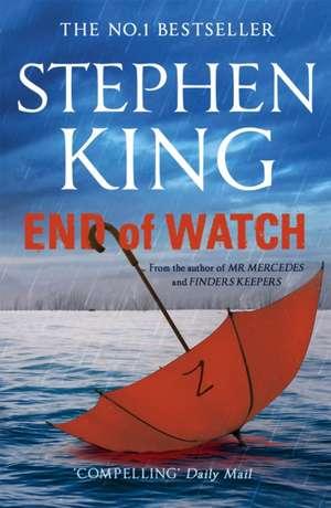 End of Watch de Stephen King