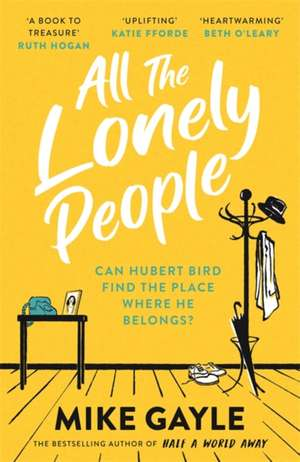 GAYLE, M: ALL THE LONELY PEOPLE imagine