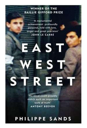 East West Street de Philippe Sands