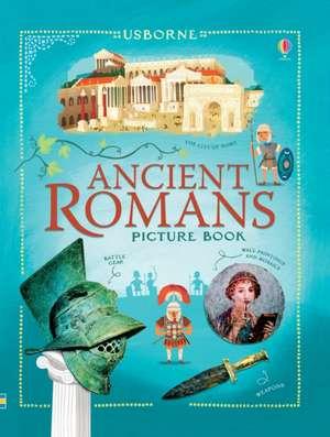 Ancient Romans Picture Book de Megan Cullis