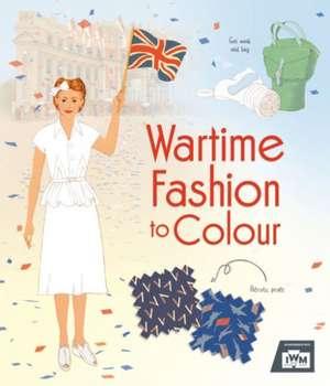 Wartime Fashion to Colour