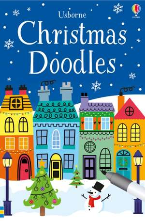 Christmas Doodles de Fiona Watt