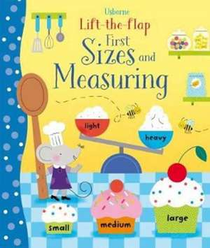 Lift-the-Flap: First Sizes and Measuring
