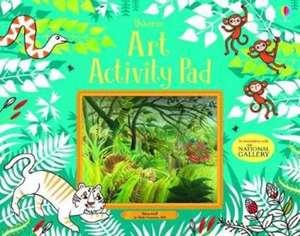 Art Activity Pad