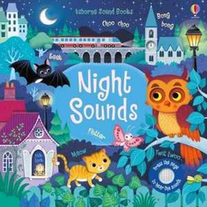 Night Sounds de Sam Taplin