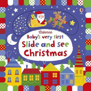 Baby's Very First Slide and See Christmas