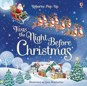 Pop-Up 'Twas the Night Before Christmas imagine