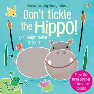 Don't Touch the Hippo! de Sam Taplin