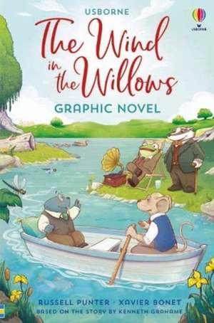 The Wind in the Willows imagine