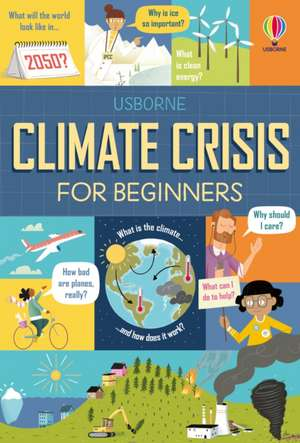 CLIMATE CRISIS FOR BEGINNERS imagine