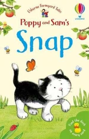 Taplin, S: Poppy and Sam's Snap Cards imagine