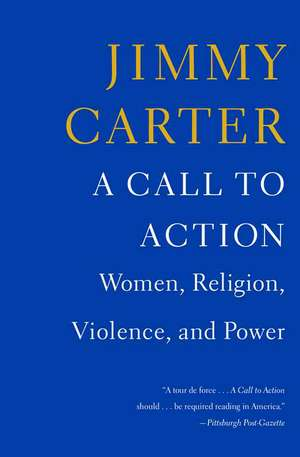 A Call to Action de Jimmy Carter