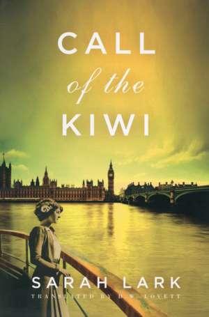 Call of the Kiwi de Sarah Lark