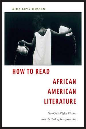 How to Read African American Literature imagine